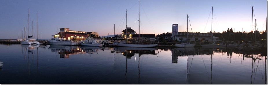 Point Hudson Evening