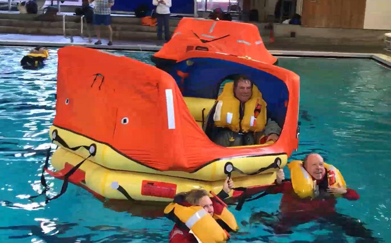 Testing the Raft