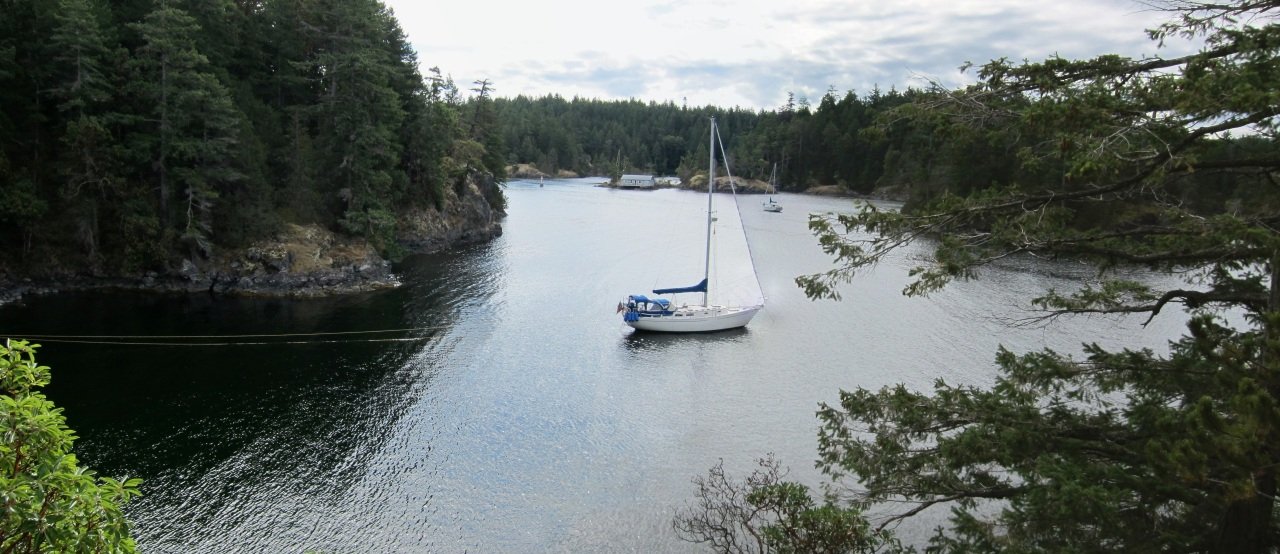 Selling a boat in the middle ofnowhere
