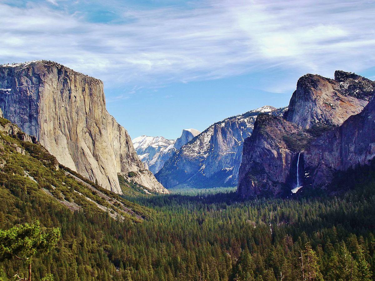 Sequoia and Yosemite