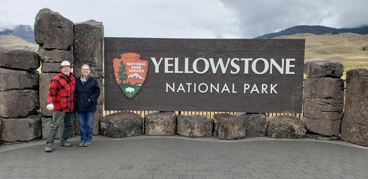 Yellowstone, In theFall