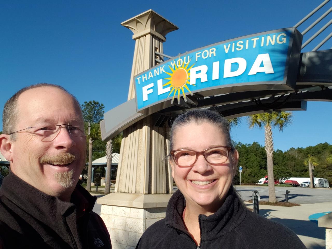 Finally, Florida
