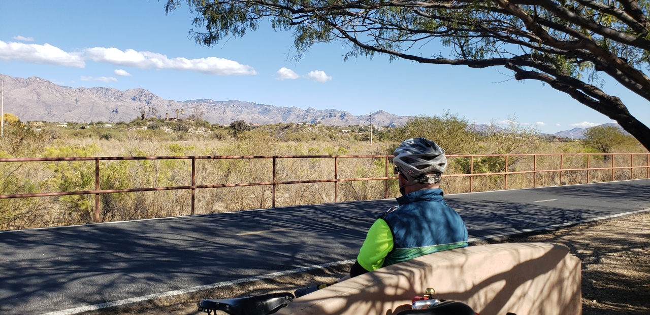 Winter in Tucson, Waiting outCOVID-19